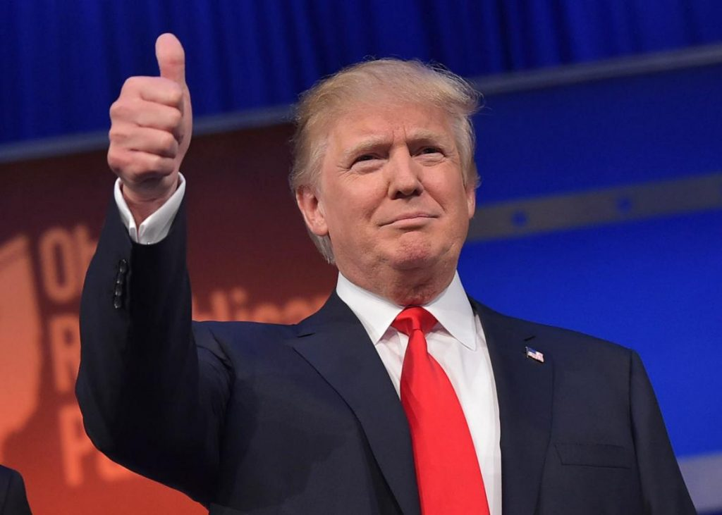 President-Elect+Donald+Trump