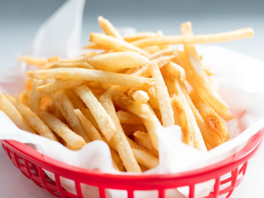 The First French Fries Created in the United States