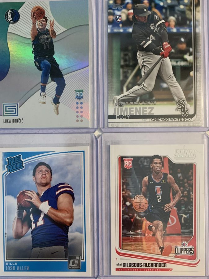 The Recent Boom in the Sports Card Industry