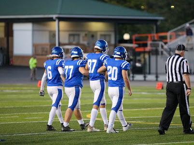 Fall Captains: Football