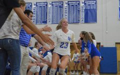 Fall Captains: Volleyball